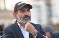 Пашиняна знову висунули кандидатом у прем'єри Вірменії