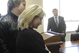 Ирина Луценко считает, что власть мстит ее мужу