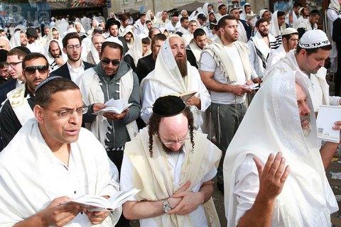 МИД Израиля попросил Украину перенести останки раввина Нахмана в Израиль