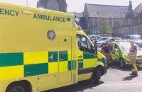Автомобиль священника въехал в толпу в Дублине