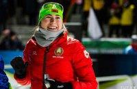 Сенсаційною перемогою Алібемкової завершилася жіноча біатлонна спринтерська гонка на етапі Кубка світу