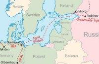 Россия запускает вторую очередь газопровода в обход Украины
