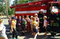 У Київській області евакуювали учнів школи через повідомлення про витік газу