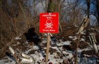На Донбассе из-за обстрела ранен сотрудник ГосЧС