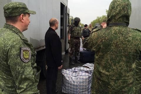Бойовики передали Україні 20 ув'язнених