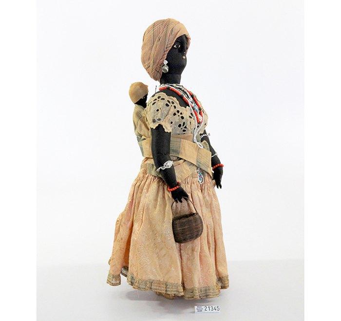 Текстильная кукла, Фейра де Сантана, Баия