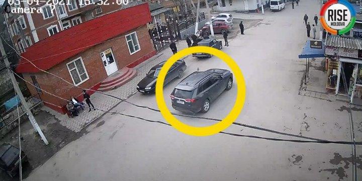Авто,на якому, вірогідно, вивезли Чауса