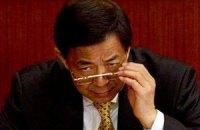 Китай исключил известного политика из Коммунистической партии