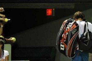 Федерер програв у залі вперше з 2010 р.
