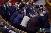 """52 """"регіонали"""" готові були підтримати опозиційні пропозиції до законопроекту про """"амністію"""""""