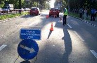 На Закарпатті автобус вилетів у кювет, є постраждалі