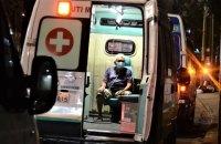 За прошедшие сутки в Украине зафиксировано больше всего связанных с ковидом смертей с начала пандемии