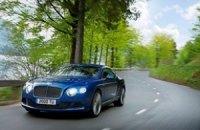 Bentley випустив найшвидший автомобіль