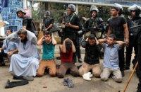 В Египте арестованы десятки сторонников Мурси