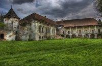 Поморянский замок во Львовской области отреставрируют за 8,3 млн грн