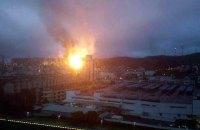 На Тайване взорвался нефтеперерабатывающий завод