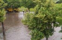 Из-за дождей синоптики прогнозируют подтопление сельхозугодий в западных областях