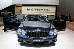 Maybach предлагает сумасшедшие скидки на автомобили