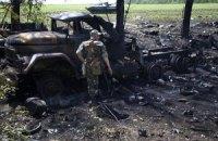 Кількість українських військових, загиблих під Волновахою, зросла до 17 осіб