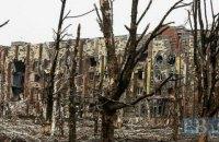 Бойовики весь день обстрілювали сили АТО в районі Донецького аеропорту