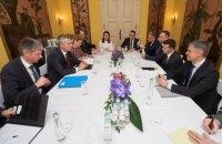 Зеленський на зустрічі з генсеком НАТО порушив питання про програму розширених можливостей для України