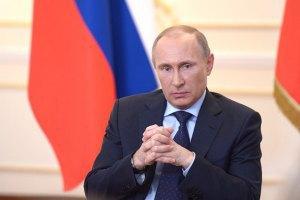 Путін запевняє, що криза в Україні виникла не через Росію