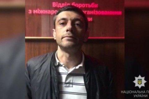 """""""Злодія у законі"""" на прізвисько """"Дато Агжабедінський"""" вдруге за два місяці видворили з України"""