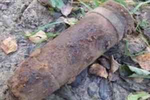 На Тернопольщине обезвредили 144 снаряда времен ВОВ