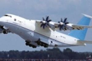 Россия готова обсуждать перспективы проекта самолета Ан-70 с Украиной