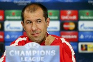 """Тренер """"Монако"""": арбитр не должен был назначать пенальти"""