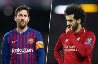 """Весь """"Ливерпуль"""" в матче с """"Барселоной"""" сделал лишь на одну обводку больше, чем один Месси"""