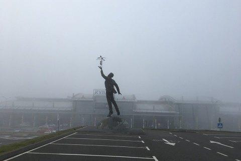 """Через туман в аеропорту """"Київ"""" затримали і перенесли кілька рейсів"""