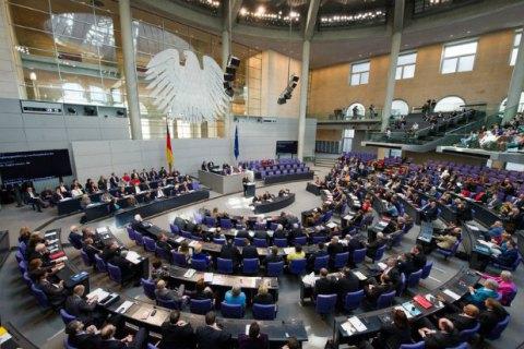 """Бундестаг ухвалив поправки до газової директиви для """"Північного потоку-2"""""""