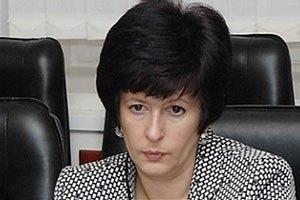 Лутковская не видит оснований для лечения Тимошенко за границей