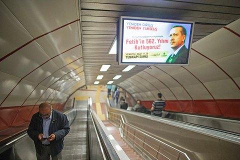 У Стамбулі відкриється перша в Туреччині безпілотна лінія метро