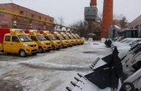 Укргазбанк профінансував закупівлю 19 одиниць комунальної техніки для Запоріжжя