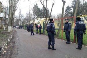 В Одессе на диалог с Януковичем не пускали даже СБУшников