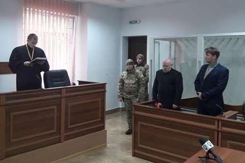 Рубану продлили арест до 24 декабря