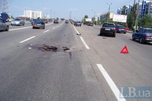 На Закарпатті п'яний священик протаранив два автомобілі