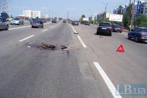 Проти чиновників, які збили велосипедистів, порушили справу