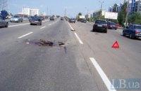 На Закарпатье пьяный священник протаранил два автомобиля