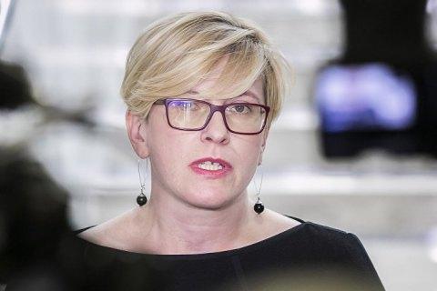 Парламент Литви затвердив Інгріду Шимоніте на посаді прем'єр-міністра