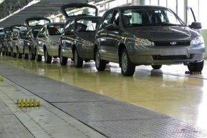 """""""АвтоВАЗ"""" припинив постачання автомобілів в Україну"""