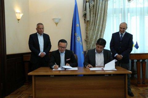 Укрзалізниця і General Electric планують підписати перший контракт у вересні