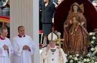 Христиане западного обряда отмечают Пасху