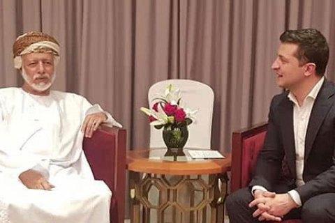 """""""Європейська солідарність"""" вимагає від Офісу президента пояснити поїздку Зеленського в Оман"""