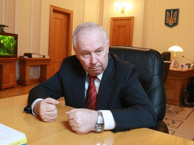 Владимир Рыбак, председатель Верховной Рады
