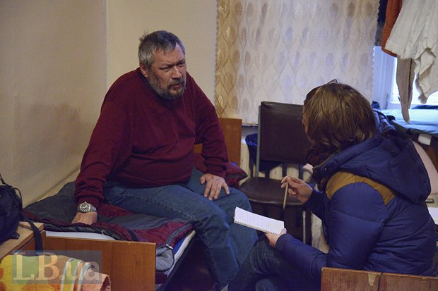 Олег Николаевич говорит, что все люди одинаковые - до такой степени разные, что с ними всегда интересно