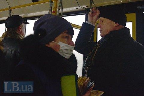 Рада может разрешить местным властям остановить общественный транспорт