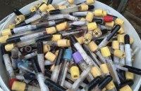 У двох областях України виявили звалища епідемічно небезпечних відходів